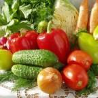 Ярмарка овощей и фрутков